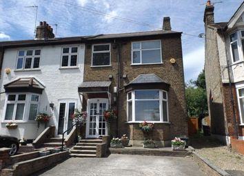 Thumbnail 3 bed end terrace house for sale in Road, South Woodford, London