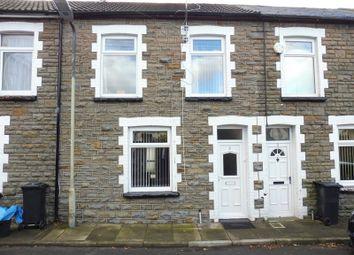 Thumbnail 3 bed terraced house for sale in Sarah Street, Merthyr Vale, Merthyr Tydfil