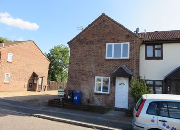 Thumbnail 1 bed end terrace house for sale in Portsea Road, Tilbury