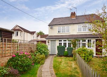 Thumbnail 2 bedroom semi-detached house to rent in Pethern Cottages, Thorndown Lane, Windlesham, Surrey