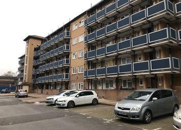Thumbnail 4 bed flat to rent in Colebert House, Colebert Avenue, Whitechapel