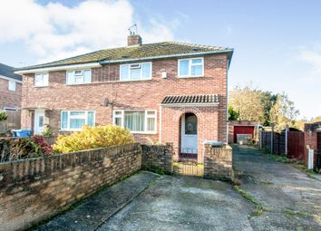 Thumbnail 3 bedroom semi-detached house to rent in Maryland Road, Turlin Moor, Poole