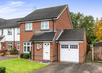 Thumbnail 3 bed semi-detached house for sale in Wilks Farm Drive, Sprowston, Norwich