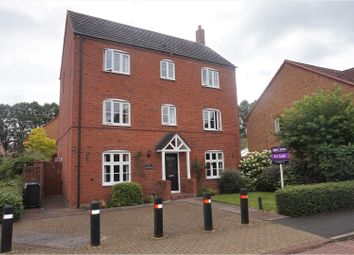 Thumbnail 5 bed detached house for sale in Railway Walk, Bromsgrove
