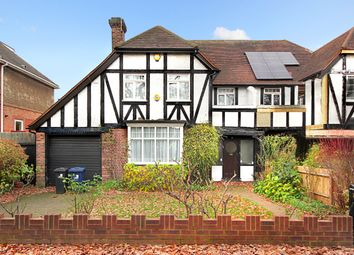 Thumbnail 4 bed semi-detached house for sale in Argyle Road, London