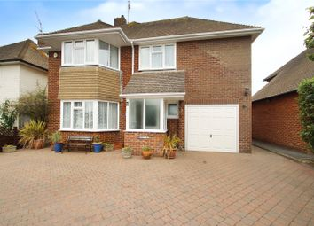 Thumbnail 3 bed detached house for sale in Hawley Road, Rustington, Littlehampton