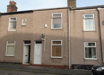 Thumbnail 2 bed terraced house to rent in Cook Street, Whiston, Prescot