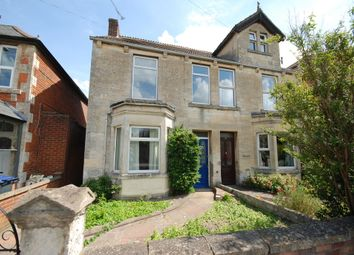 Thumbnail 3 bed semi-detached house for sale in Bradford Road, Trowbridge