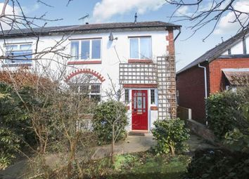 Thumbnail 3 bed semi-detached house for sale in Westminster Road, Macclesfield, Cheshire