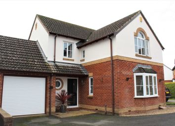 4 bed detached house for sale in Coleridge Close, Exmouth EX8