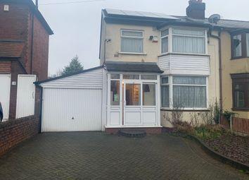 3 bed semi-detached house to rent in Stoney Lane, Quinton, Birmingham B32