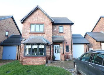 Thumbnail 3 bed detached house for sale in Burnfoot, Wigton, Cumbria