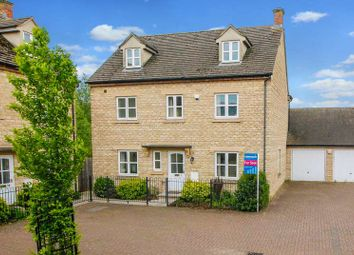 Thumbnail 5 bed detached house to rent in Northfield Farm Lane, Witney, Oxfordshire