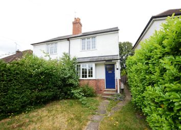 Thumbnail 3 bed semi-detached house to rent in The Folly, Red Road, Lightwater