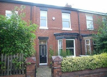 Thumbnail 3 bed terraced house for sale in Oswald Road, Chorlton Cum Hardy, Manchester