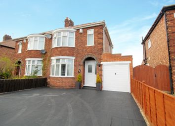 Thumbnail 3 bedroom semi-detached house for sale in Buttermere Avenue, Middlesbrough