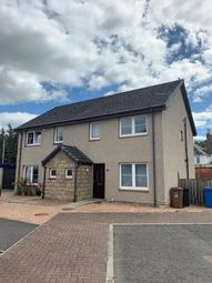 Thumbnail 3 bed semi-detached house to rent in Moncrieff Way, Newburgh, Cupar