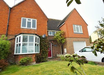 Thumbnail 4 bed semi-detached house for sale in Victoria Drive, Eastbourne