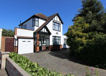 Thumbnail 3 bed detached house for sale in Westrow Gardens, Ilford, Essex