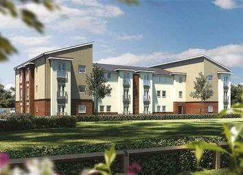 Thumbnail 2 bed flat for sale in Southam Grange, Southam