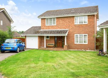 Thumbnail 4 bed detached house for sale in Countess Road, Amesbury, Salisbury