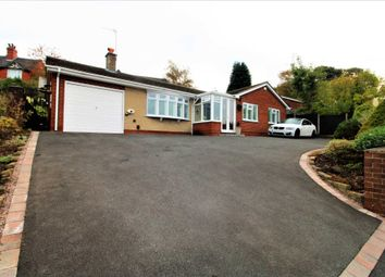 Thumbnail 3 bed detached bungalow for sale in Lightwood Road, Stoke On Trent