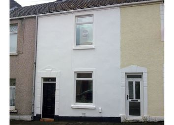Thumbnail 2 bed terraced house to rent in Earl Street, Hafod, Swansea