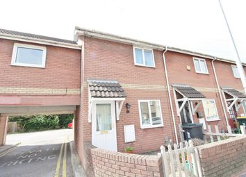 Thumbnail 3 bed terraced house for sale in Somerton Road, Newport