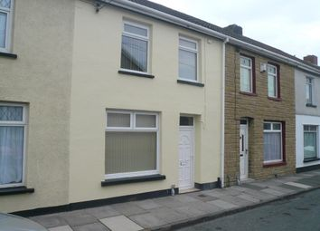 Thumbnail 2 bedroom terraced house to rent in Caerhendy Street, Dowlais, Merthyr Tydfil