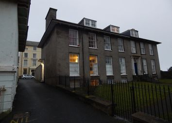 Thumbnail 2 bed flat to rent in Laura Place, Aberystwyth