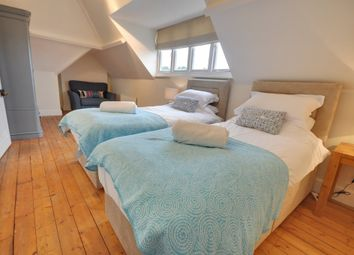 Thumbnail 3 bedroom flat to rent in Flat 2, 13 Studland Road, Alum Chine, Dorset
