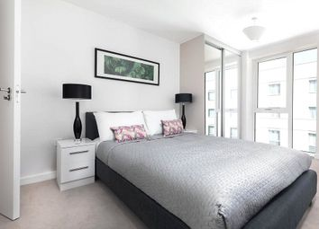 Thumbnail 2 bed flat for sale in Lancaster, Chertsey Halt, Pretoria Road, Chertsey, Surrey