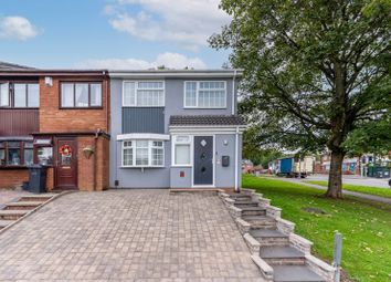 Thumbnail 3 bed semi-detached house to rent in Hurst Road, Coseley, Wolverhampton