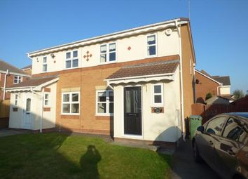 Thumbnail 3 bed semi-detached house for sale in Belgravia Court, Widnes, Cheshire