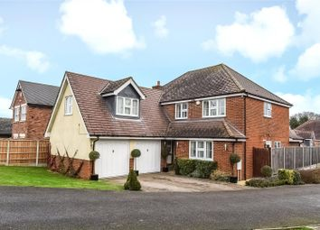 Thumbnail 5 bedroom detached house for sale in Tysea Hill, Stapleford Abbotts, Essex