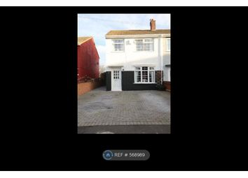 Thumbnail 3 bed end terrace house to rent in Tempest Road, Hartlepool