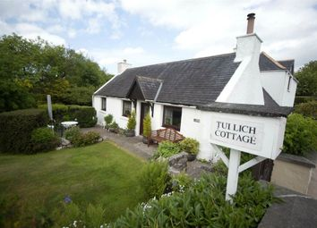 Thumbnail 4 bed detached house for sale in Tullich Cottage, Dufftown, Keith, Moray