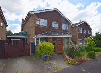 Thumbnail 4 bedroom detached house for sale in Hoylake Close, Bletchley, Milton Keynes
