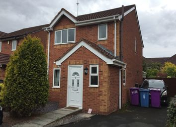 Thumbnail 3 bed detached house to rent in Saline Close, Liverpool
