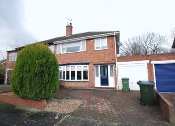 Thumbnail 3 bed semi-detached house to rent in Warkworth Crescent, Gosforth