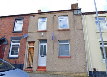 Thumbnail 3 bed terraced house for sale in Cardwell Street, Hanley, Stoke-On-Trent