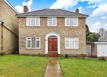 Thumbnail 5 bed detached house for sale in Fernside Avenue, St Leonards-On-Sea, East Sussex