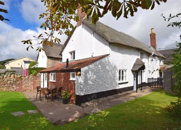 Thumbnail 3 bed end terrace house for sale in Porch Cottage, Church Street, Sidford, Sidmouth