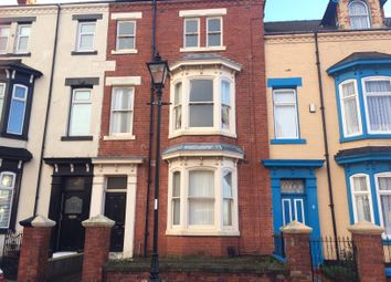 Thumbnail 1 bed flat to rent in Gladstone Street, The Headland, Hartlepool