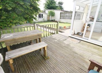 Thumbnail 3 bedroom detached bungalow for sale in Rocky Park Road, Plymstock, Plymouth
