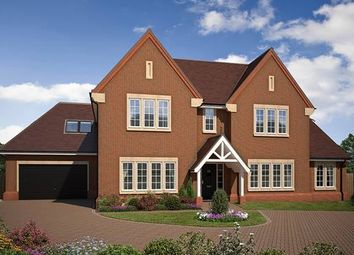 Thumbnail 5 bedroom detached house for sale in Priest Hill Reigate Road Epsom, Surrey