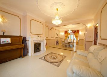 Thumbnail 4 bed semi-detached house to rent in Tresco Gardens, Goodmayes, Ilford, Essex