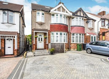 Thumbnail 4 bed semi-detached house for sale in Radlett Road, Watford