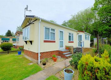 Thumbnail 1 bed mobile/park home for sale in Woodlands Estate, Blean, Canterbury