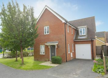 Thumbnail 4 bedroom detached house for sale in Aspen Drive, Whitfield, Dover